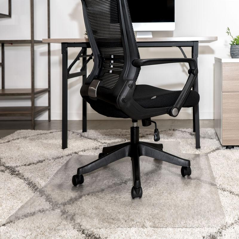 Jordi Office Chair Mat - Qwork Office Furniture