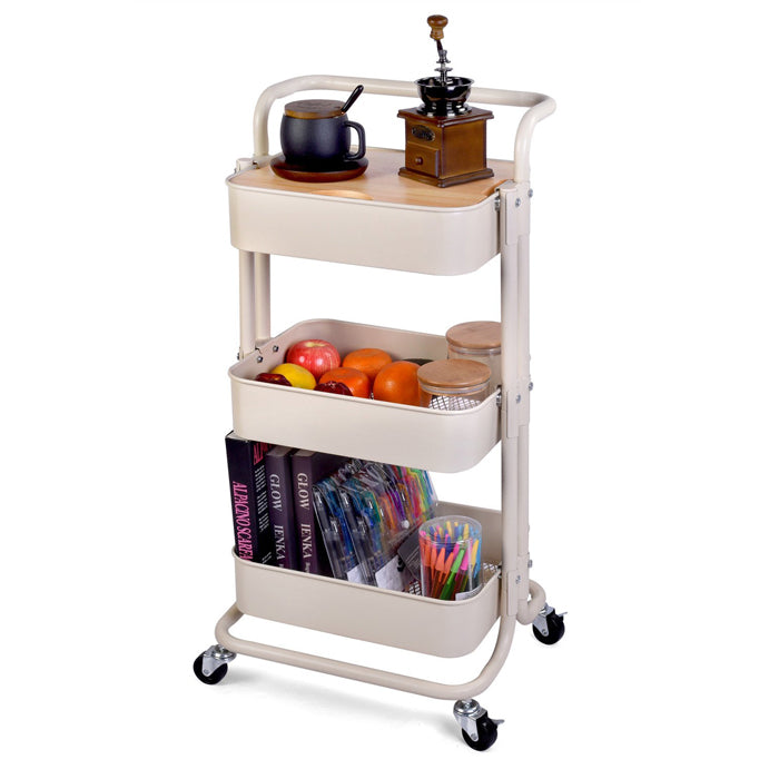 Frode Utility Cart - Qwork Office Furniture