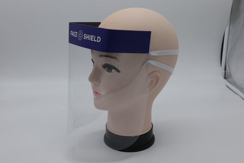 Viseira 400 Microns FaceShield