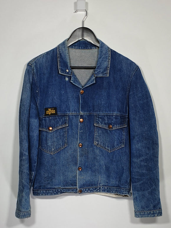 Vintage Denim Jacket - Amco