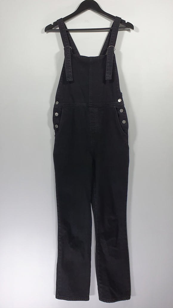 Dark Denim Overalls - Rollas
