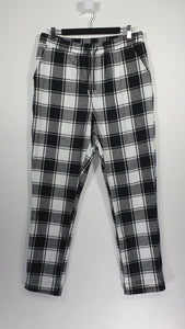 Checked Pants -  ASOS