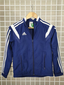 Navy Kids Jacket - Adidas