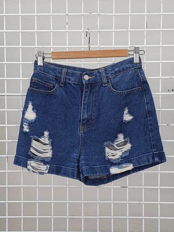 Denim Shorts - Forever 21