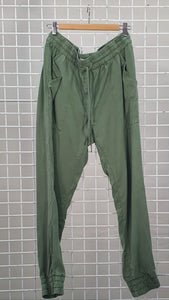 Khaki Lounge Pants