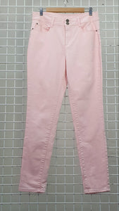 Baby Pink Jeans