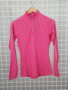 Hot Pink Activewear Top - Lorna Jane