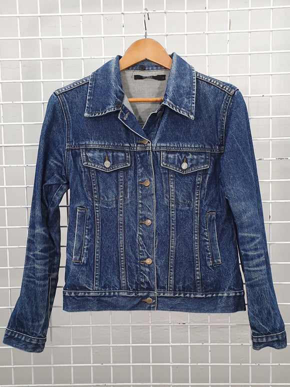 Denim Jacket - Hallhuber