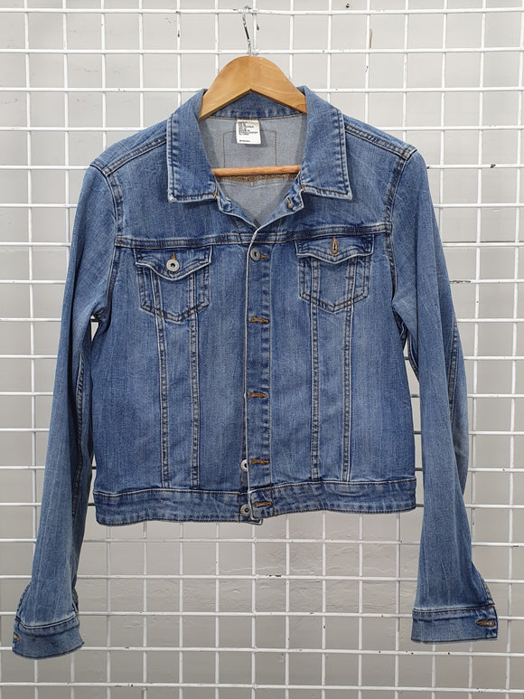 Denim Jacket - H & M