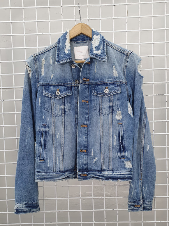 Denim Jacket - Zara