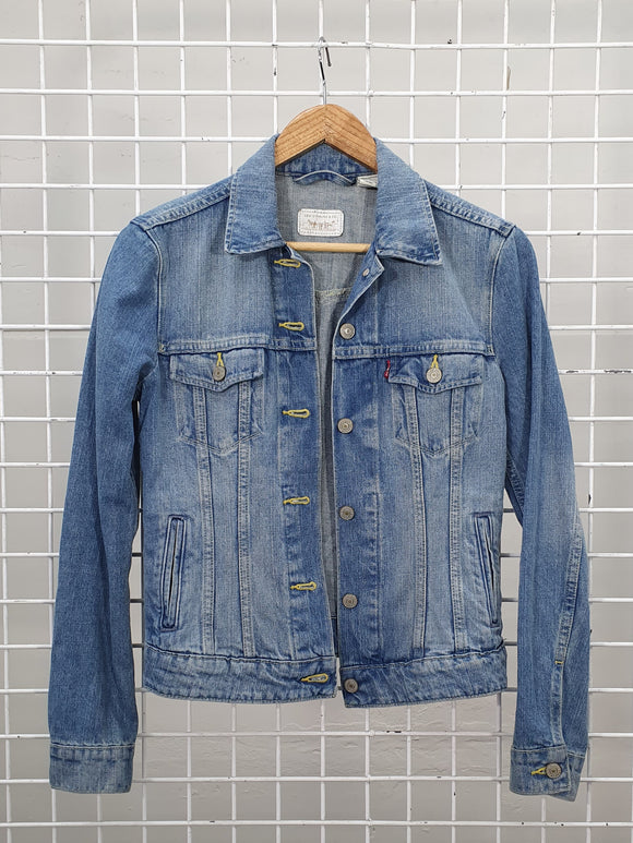 Denim Jacket - Levis