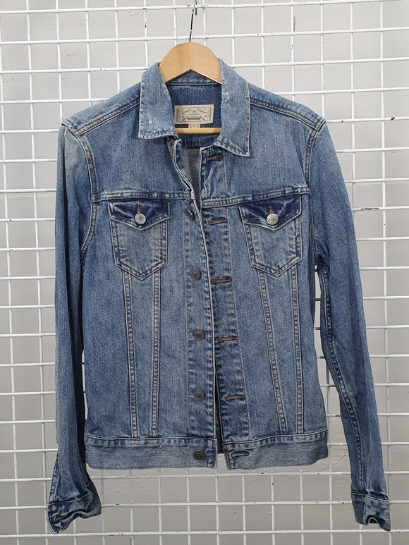 Denim Jacket - Allsaints