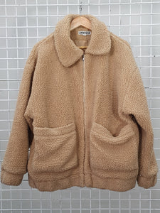 Teddy Ber Jacket - I AM GIA