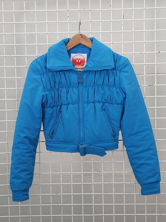 Crop Ski Jacket - Innsbruck