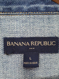 Denim Jacket - Banana Republic