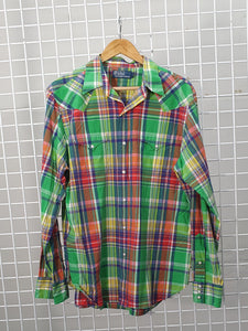 Check Shirt - POLO by Ralph Lauren