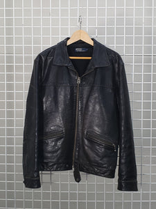 Leather Jacket - POLO Ralph Lauren