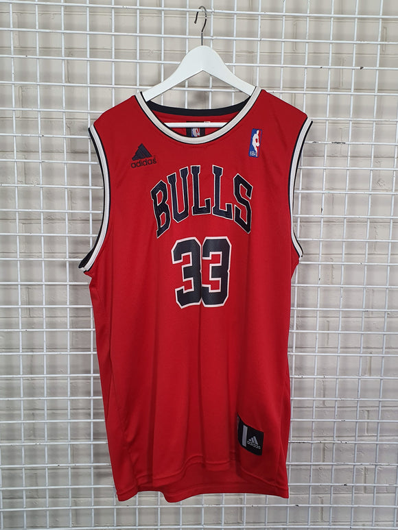 Bulls Basketball Top - NBA