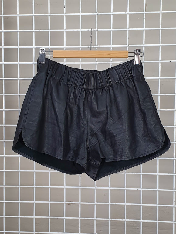 Leather Short - 2nd Skin Online
