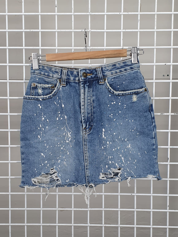 Denim Skirt - Mouth Valley