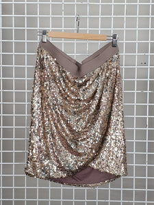 Sequin Skirt - Next