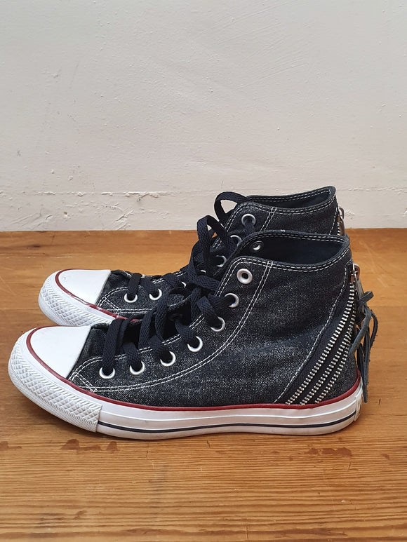 High Top Trainer - Converse