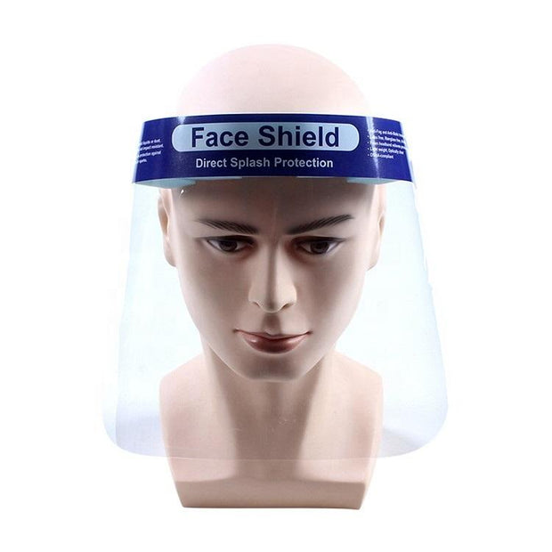 Direct Splash Protection Face Shield