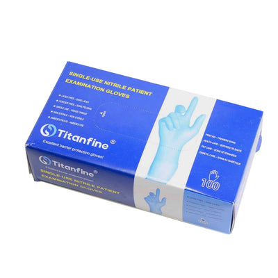 Titanfine Nitrile Gloves