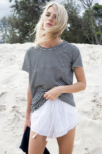 Oversized Stripe Shirt