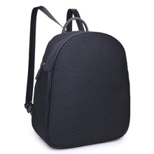Neoprene Black Backpack - Salt Shoppe - Surf inspired canvas and neoprene bags for paradise.