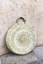 THE MARRAKECH ROUND MARKET BAG