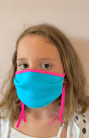 WASHABLE FACE MASKS (KIDS)