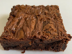 Nutella Brownie by Brownies Rock