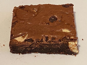 10 Piece Box of Triple Chocolate Brownies