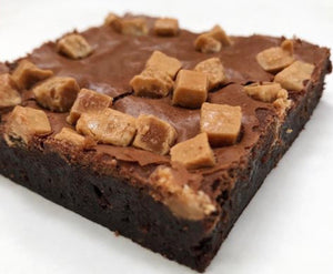 Butterscotch Fudge Brownie by Brownies Rock