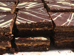 20 Piece Box of Millionaires Brownies
