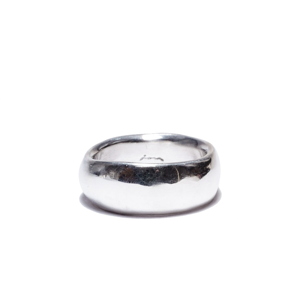 CR-040 silver<br>-pair ring