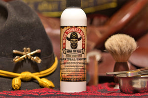 All Natural Unscented Beard Conditioner Beard Conditioner Tough 'Ombres Beards
