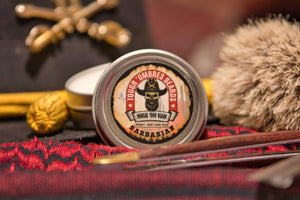 Barbarian Budget Friendly Mustache Wax Barbarian Budget Friendly Mustache Wax Tough 'Ombres Beards 1 oz