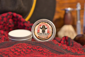 Barbarian Premium Beard Balm Premium Beard Balm Tough 'Ombres Beards 2 oz