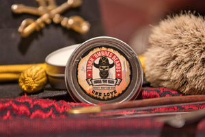 One Love Budget Friendly Mustache Wax One Love Budget Friendly Mustache Wax Tough 'Ombres Beards 1 oz
