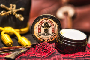 Peppermint Candy Premium Beard Butter Premium Beard Butter Peppermint CandyTough 'Ombres Beards 2 oz