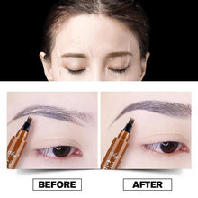 Load image into Gallery viewer, 🔥Mother's Day Promotion🔥4-Tip Eyebrow Pen