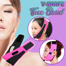 Load image into Gallery viewer, V-Shape Face Band