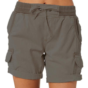 Summer Hot - Women Drawstring Bags Cargo Shorts(Buy 2 get free shipping!!)