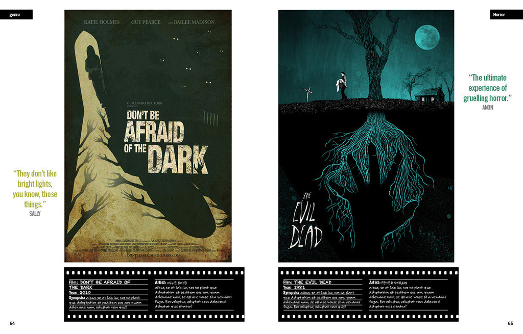 movie posters re imagined alternative designs for the world s