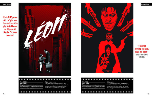 MOVIE POSTERS RE-IMAGINED – Alternative Designs for the World's Favorite Cult Films