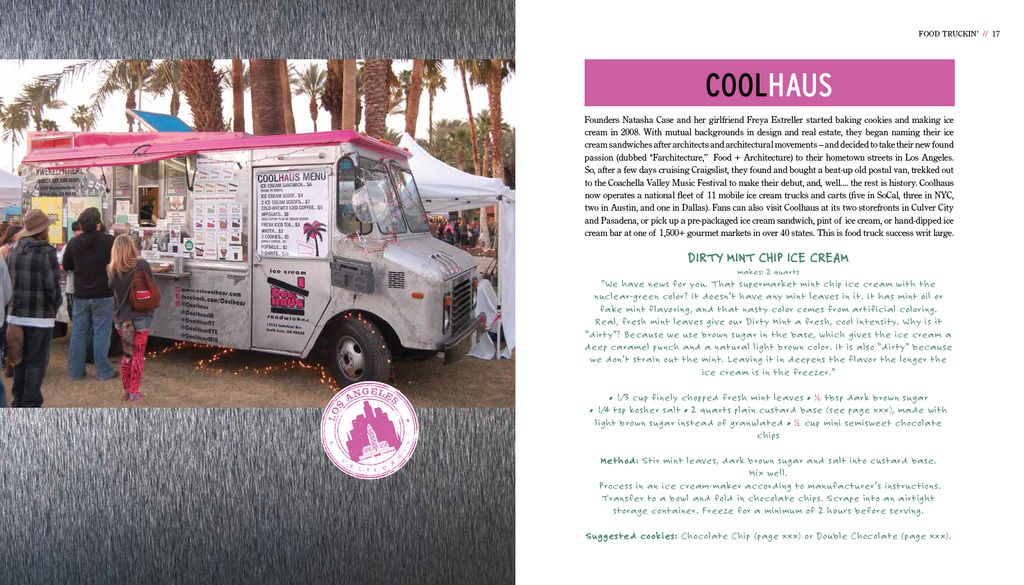 Food truckin recipes from the worlds best food trucks graffito food truckin recipes from the worlds best food trucks forumfinder Image collections