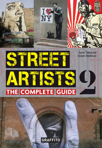 STREET ARTISTS 2 - THE COMPLETE GUIDE