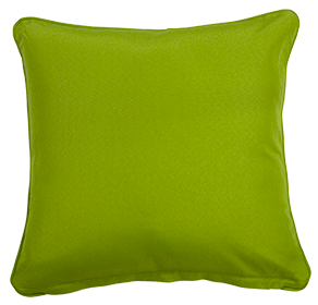 Cartenza Green - Large Throw Cushion